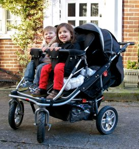 Pushchairs Double, Triple & Quad Buggies from LotsOfBabies.com